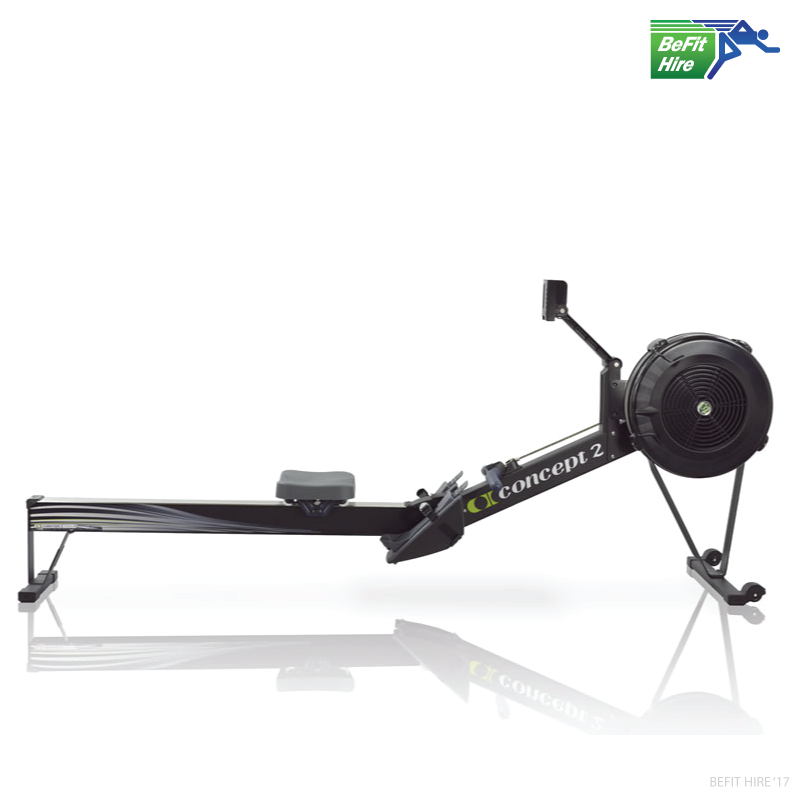 Hire - Concept 2 Rower