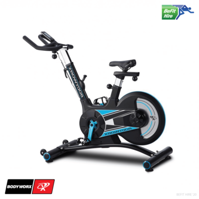 Exercise Bike Hire Adelaide & Melbourne - Bodyworx AIC 750 Rear Drive