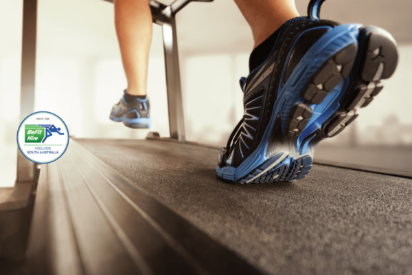 It Matters Which Shoes You Wear on The Treadmill! - BeFit Hire