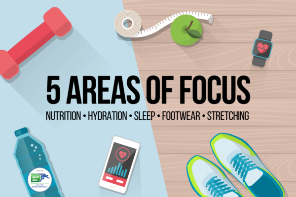 Five areas of focus - BeFit Hire South Australia